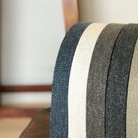 日本水洗棉麻織帶